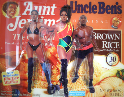 Liberation of Aunt Jemima and Uncle Ben""