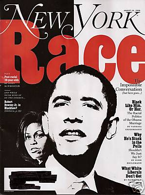 ObamaNation: <em>New York</em> Magazine Covers Race in Barack's Presidential Campaign
