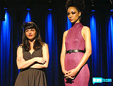 <em>Project Runway</em> Watch: Second Chances, Tears, And A Load Of Attitude From Kenley