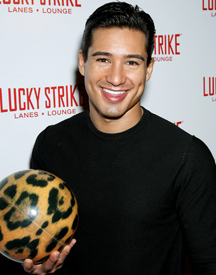 'Sexiest' Mario Lopez And 'Hotness' Jesse Williams Celebrate NYC Launch Of Lucky Strike