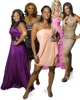 <em>The Real Housewives Of Atlanta</em> Work Out The Drama And Keep On Shopping!