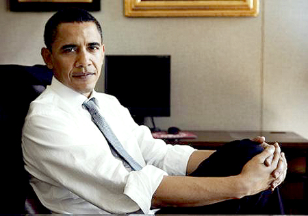 GIMME FIVE: Fun Facts You Didn't Know About Barack Obama