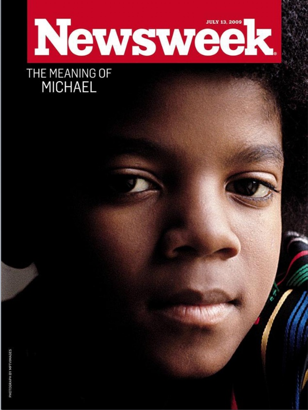 Color on the Cover: Michael Jackson's Death Launches Legacy Covers