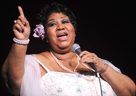 Aretha Franklin's Biopic Dream Cast: Halle and Denzel