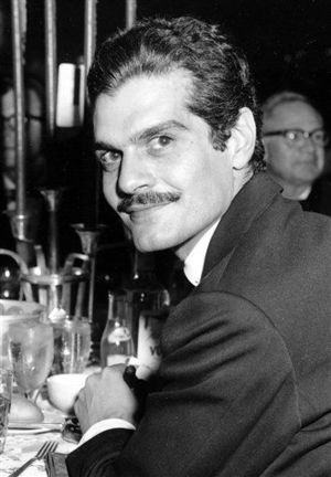 GIMME FIVE: Things You Didn't Know About Screen Legend Omar Sharif